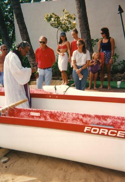 1996 Hokuloa Blessing
