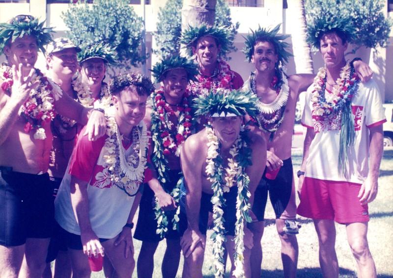1996 Molokai Hoe