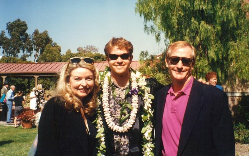 1996 UC Irvine Graduation