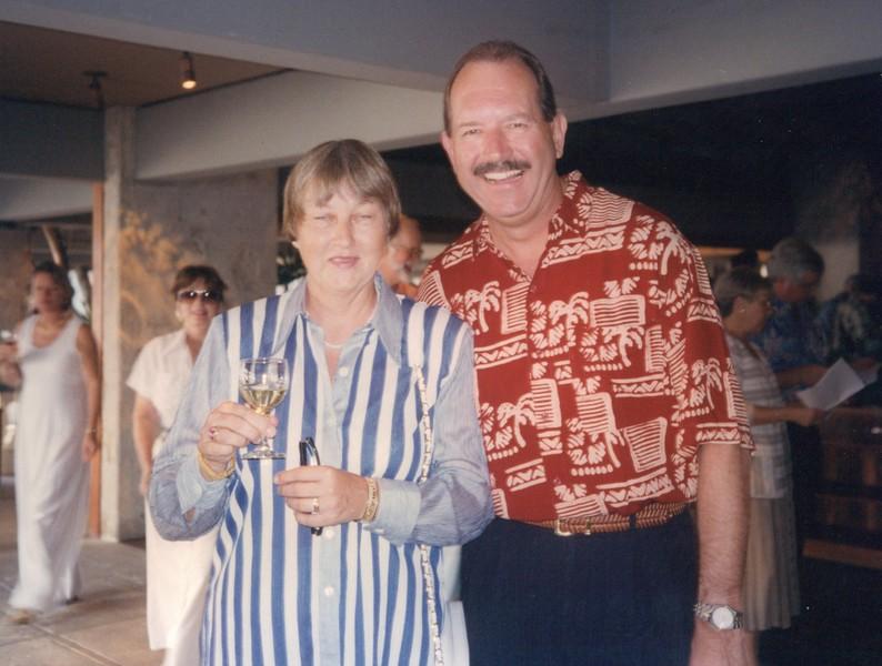 1996 Wine Party  5-6-1996