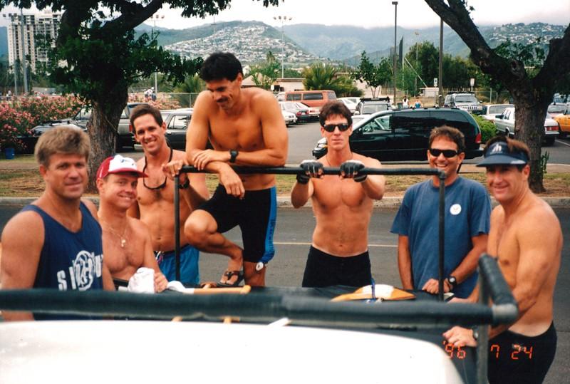 1996 Distance Racing Season
