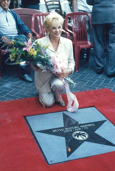 1996 Palm Springs Walk of Fame