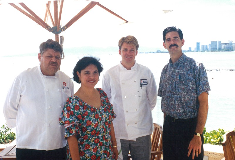 1996 New Outrigger Sous Chef
