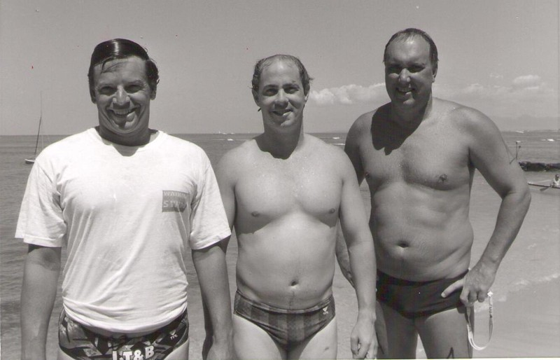 1996 OCC Invitational Swim