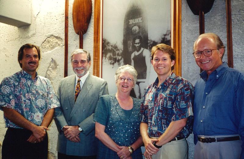 1996 New ODKF Board Members