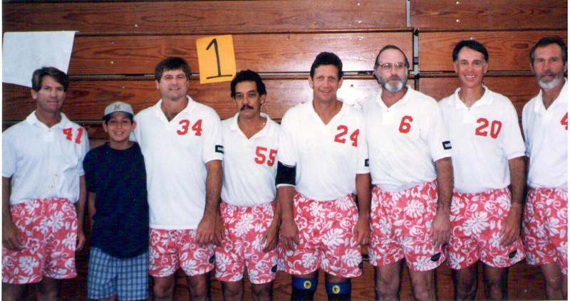 1996 Haili Volleyball Tournament
