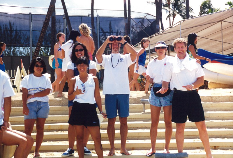1996 Winter Tri Ocean Races
