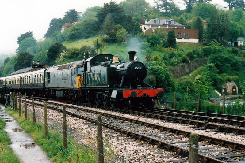 26 May 1996, Paignton & Dartmouth Steam Railway