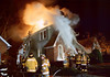 Elmwood Park 11-12-96 : Elmwood Park General Alarm at 66 Florence Place on 11-12-96.