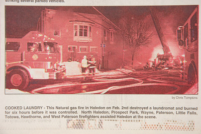 Emergency Services News - April 1996
