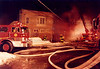 Haledon 2-4-96 : Haledon General Alarm at 364 Belmont Ave. on 2-4-96.  Photos by Chris and Bill Tompkins