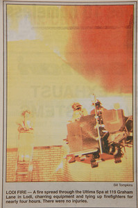 Emergency Services News - August 1996