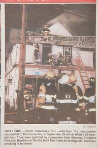 Emergency Services News - November 1996
