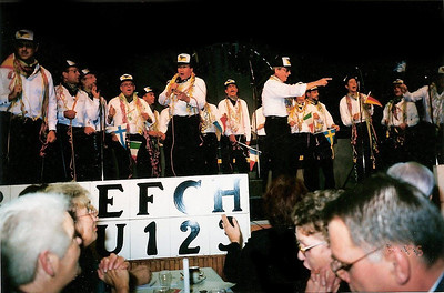 Schlagerfestival met het Adjudanten Corps