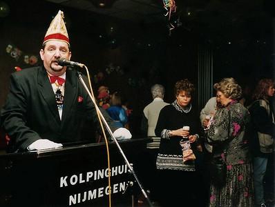 Receptie Kabinet Jeugdprins met Mart de Beer (Dolle Mollen)