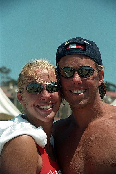 1998-01 Lorne - Angie Lie & Lachie Wilson