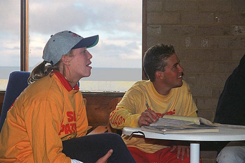 1998-04 Patrol - Angie Lie & Lachie Wilson