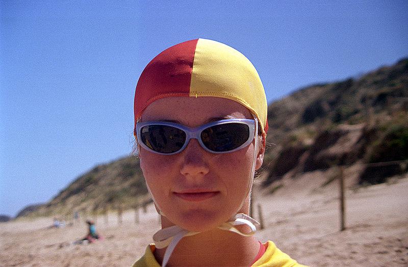 1998 early Portsea Patroller - Sally Gentle 2