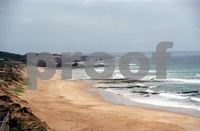 1997-98 Portsea Back Beach Scenes