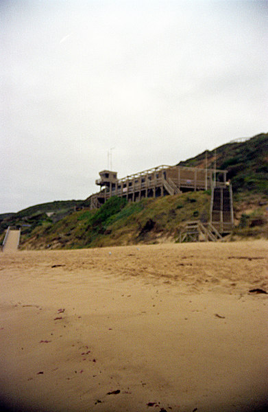 1998 early Portsea SLSC Clubhouse 17
