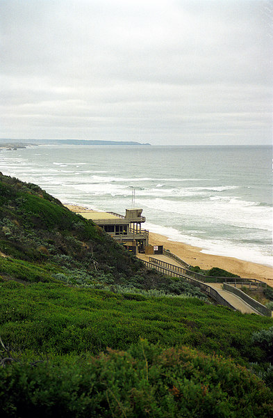 1998 early Portsea SLSC Clubhouse 21