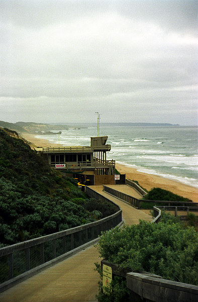 1998 early Portsea SLSC Clubhouse 11