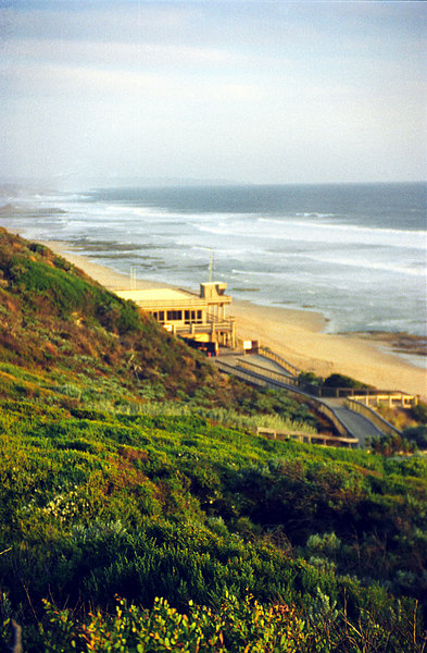1998 early Portsea SLSC Clubhouse 07