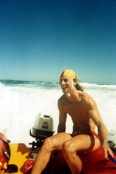 1998-01 Portsea IRB - Adam Stephens 1
