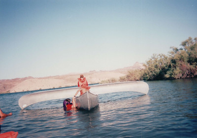 1997 - Colorado River Canoe Trip