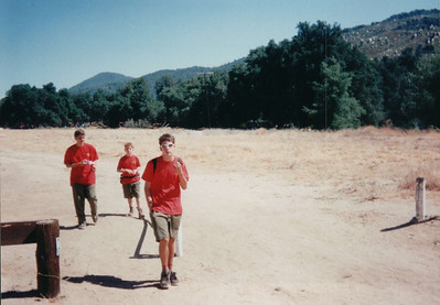 1997 - Internatioanl Camporee Event