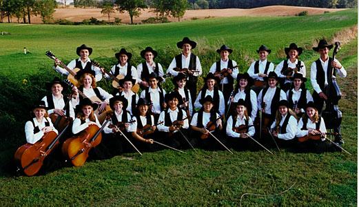 Saline Fiddlers 1997-1998