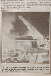 Emergency Services News - April 1997