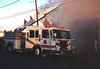 Paterson 12-1-97 : Paterson 2nd alarm at 59 Florida Ave. on 12-1-97.