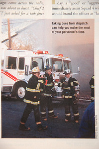 Fire Rescue Magazine - November 2001
