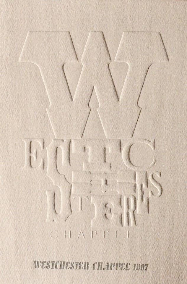Cover, 1997, Glad Hand Press