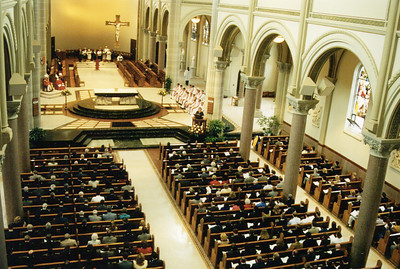 Supreme Court Justice Speaks at Red Mass