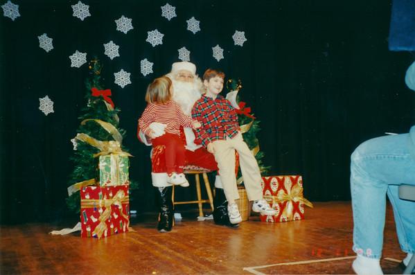 1998 Family Photos