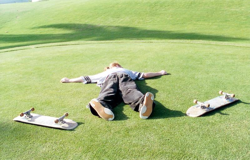 Bryan collapses