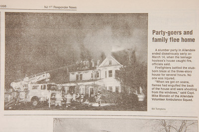 1st Responder Newspaper - May 1998