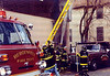 Bergenfield 11-30-98 : Bergenfield all hands on Bergen Ave. on 11-30-98.