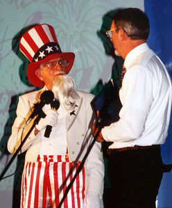Uncle Sam skit