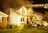 Hasbrouck Heights 8-16-98 : Hasbrouck Heights 3rd alarm at 53 Central Ave. on 8-16-98