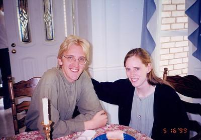 Lesli and Doug and others