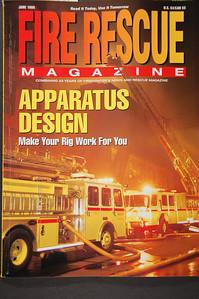 Fire Rescue Magazine - June 1999
