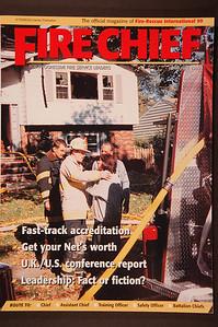 Fire Chief Magazine - January 1999