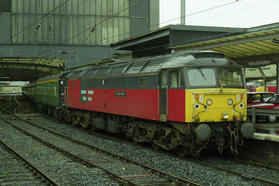 47721 is pictured again on arrival at Carlisle with 1Z50 (04/04/1998)