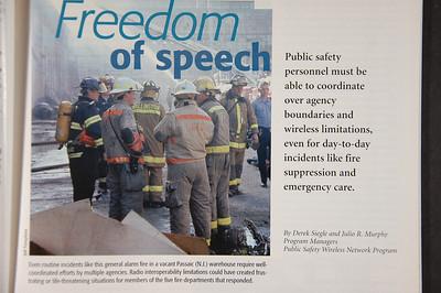 Fire Chief Magazine - March 2001