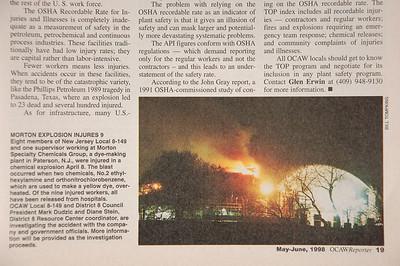 OCAW Reporter - May-Jun 1998