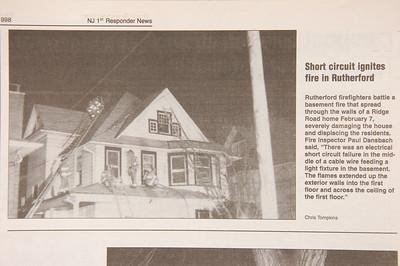 1st Responder News - May 1998