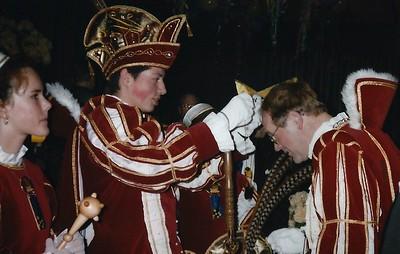 Nieuwjaarsreceptie samen met de Jeugdprinsproclamatie